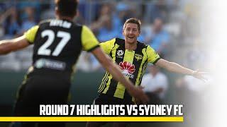 Full Time Highlights: Sydney FC Vs Wellington Phoenix