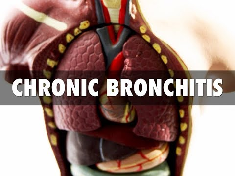 Chronic Bronchitis (COPD)- Causes, Sign and Symptoms, Diagnosis, Treatment
