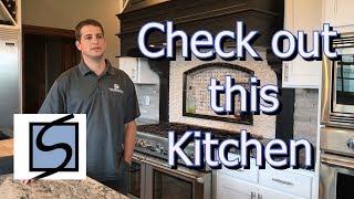 Dan Riccomini Kitchen by Sarto Countertops Kansas