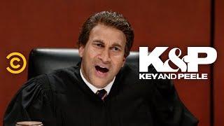 This TV Judge Is Overqualified - Key & Peele