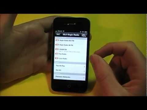 TuneIn Radio App Review - Best Radio App