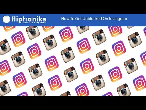 How To Get Unblocked On Instagram - Fliptroniks.com