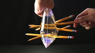 10 Amazing Science Tricks Using Liquid!