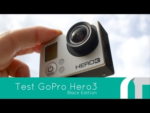 GoPro Hero 3 Black Edition - Test