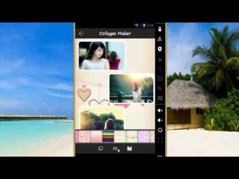 Demo app collages photo easy 2016 on android playstore