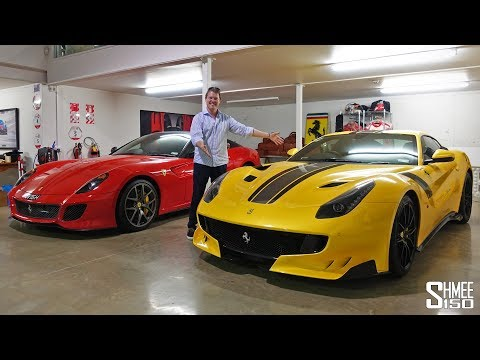 I Found THAT F12tdf! And Drove a 1000hp TT Huracan