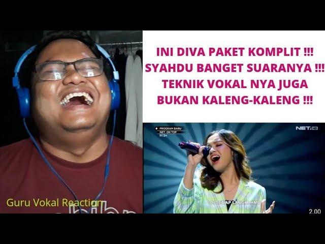 Download GURU VOKAL REACT : LYODRA GINTING - BAHASA KALBU !!! KOMPLIIITTT SYAHDU MERINDU DAN AKROBATIK ABIS ! MP3 Gratis