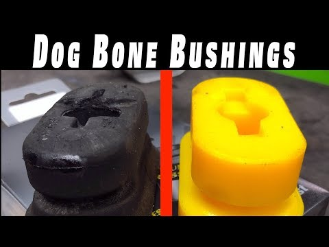 How To Replace MK4 Engine Mount (DogBone Mount) Bushings