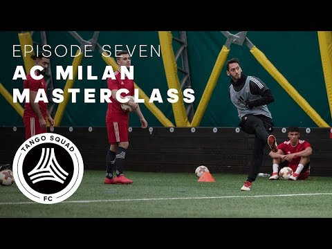 A.C. Milan Masterclass   Episode 7   Tango Squad F.C.