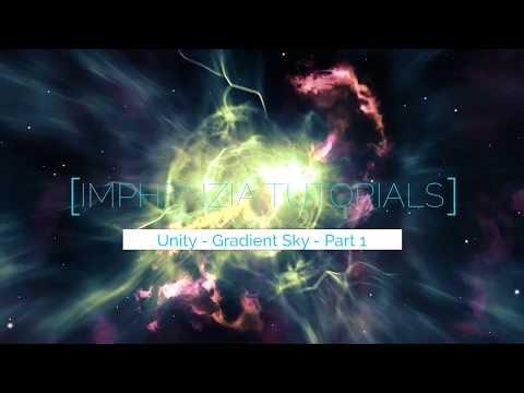 Unity3D Tutorial - Gradient Sky (Part 1)