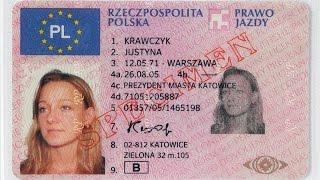 Pod żadnym pozorem nie róbcie prawa jazdy w Polsce