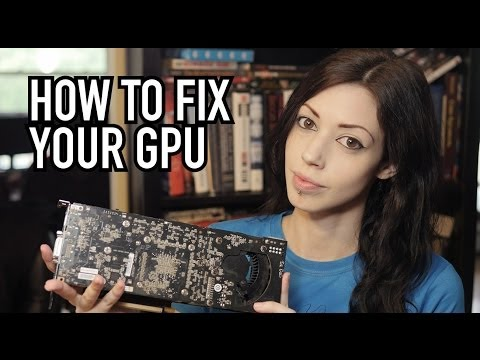 How To Fix A Dead Graphics Card