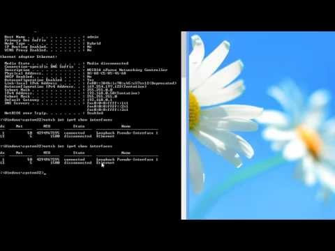 How to Change Dns Using Command Prompt All Windows