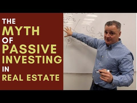 The Myth of Passive Investing in Real Estate with Matt Faircloth