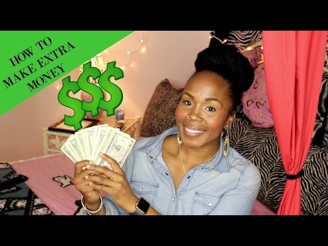How to Make Extra Money FAST || Credit Scores, Finances and More