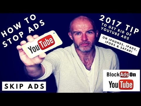 How to block ads on YouTube iOS | How to stop, disable & turn off ads on Safari iPhone iPad for free