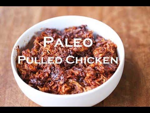 Paleo Pulled Chicken