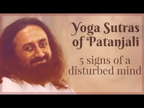 How To Overcome DUALITY Of Mind?   Patanjali Yoga Sutra  Gurudev Sri Sri Ravi Shankar