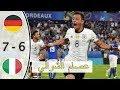 المباراة التي لن تمل من اعادتها المانيا وايطاليا يورو 2016 جنون عصام الشوالي جودة عالية