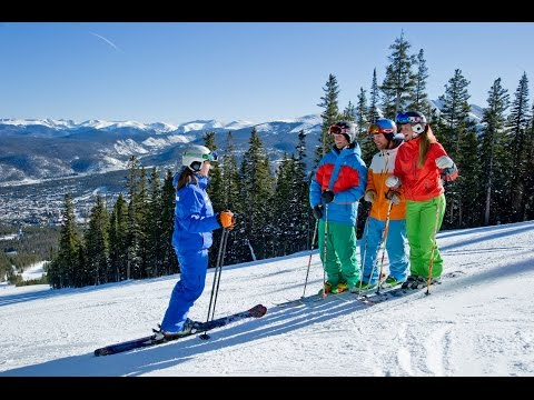 Breck Ski and Ride School: Adult First Time Ski Lessons