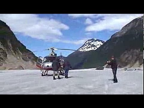 Juneau Icefield Helicopter Tour