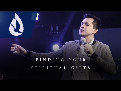 Finding Your Spiritual Gifts