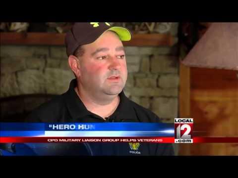 Cincinnati Police Military Liaison group helps veterans