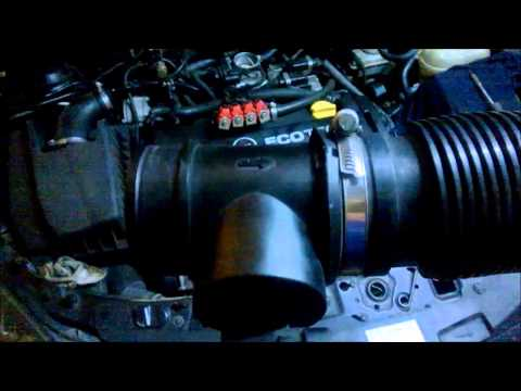 Opel Astra Hava Debimetresi -  Air Flow Sensor  MAF