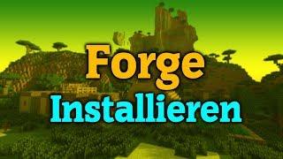 Forge Installieren Videos Ytubetv - Minecraft server erstellen forge