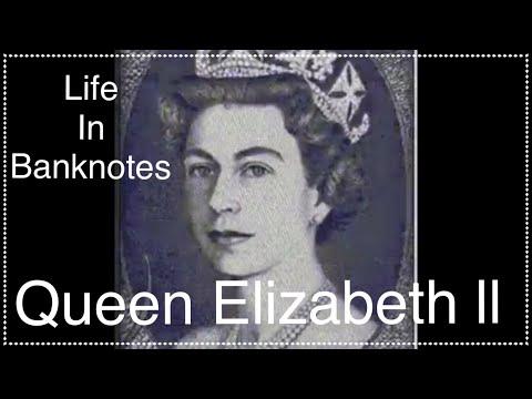 HM Queen Elizabeth ll - A Royal Life In Banknotes