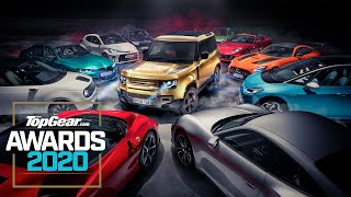 TopGear.com Awards 2020: 18 amazing winners, 1 GOLD Defender!