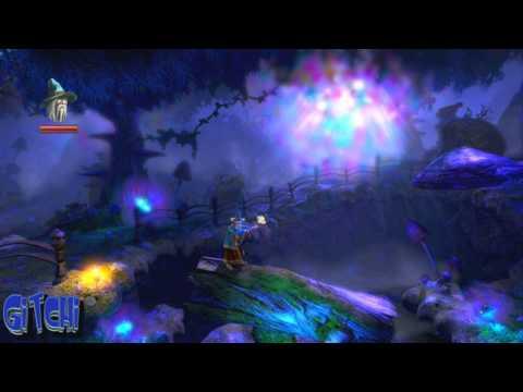 TRINE 2  (DEMO) Wii U    Hauppauge PVR 2  Quality Test