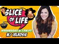 Making Dirt Cake with my FEET ?! 😂   Slice of Life w/ IRLrosie 🍊