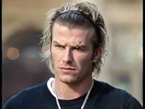 30 Cool David Beckham Hairstyles
