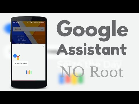 [NO Root] How To Get Google Assistant On Any Android Device!!