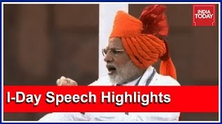'Freedom 71' : Rating PM Modi's Independence Day Speech   India Today Special Show