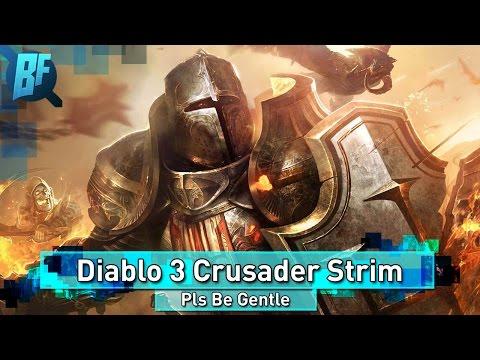 Strimmin Diablo 3 Crusader Gameplay, working through the newest Season
