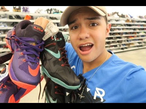 EXTREME ROSS FIRE SNEAKER FINDS!!!