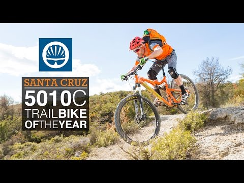 Santa Cruz 5010 Carbon C - Trail Bike of the Year - Contender