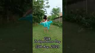 Desh Rangeela |  Happy Independence Day | 75th Independence Day | Dance Cover by Avanya Saxena