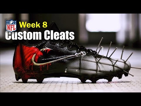 Best Football Cleats 🎨 in the NFL - Week 8