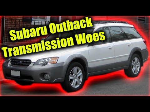 Subaru Outback Transmission Woes