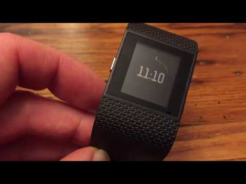 How to Reset Fitbit Surge