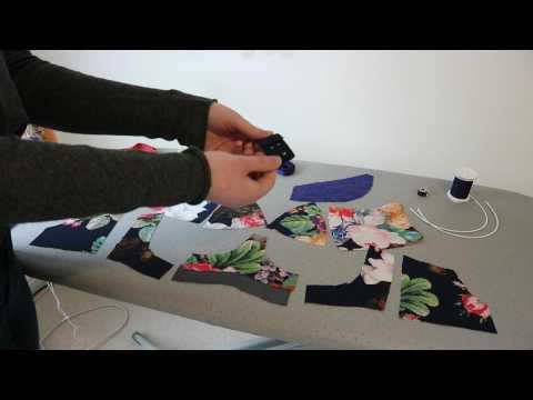 Sewing the Cloth Habit Harriet Bra
