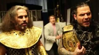 The Broken Hardys Have a Flea Market Brawl  | IMPACT March 2nd, 2017