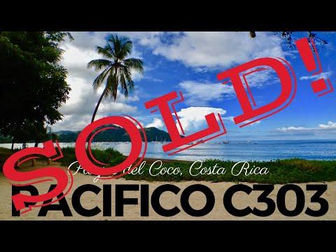 *** FOR SALE *** Pacifico C303 – Playas del Coco, Costa Rica