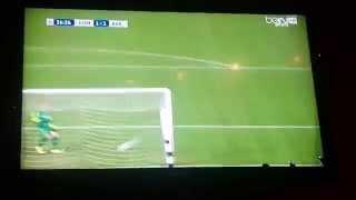 هدف روما الخرافي في برشلونة 17-9-2015
