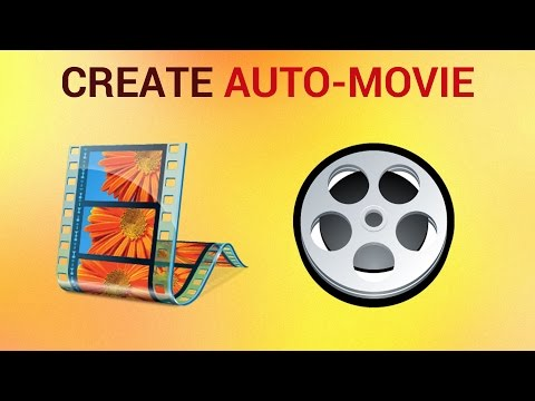 How to create an Auto Movie in Windows Live Movie Maker