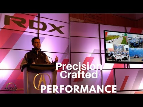 2018 Acura business update by Sage Marie, VP Public Relations American Honda Motor Company, Inc.