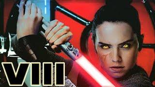Will Rey Turn to the Dark Side? - Star Wars The Last Jedi